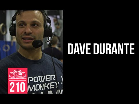 The Difference Between Good and GREAT w/ Gymnast Dave Durante of Power Monkey Fitness - 210