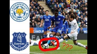 Leicester City vs Everton - Extended Highlights & Goals 01/01/2019
