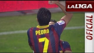 Resumen de Rayo Vallecano (0-4) FC Barcelona - HD
