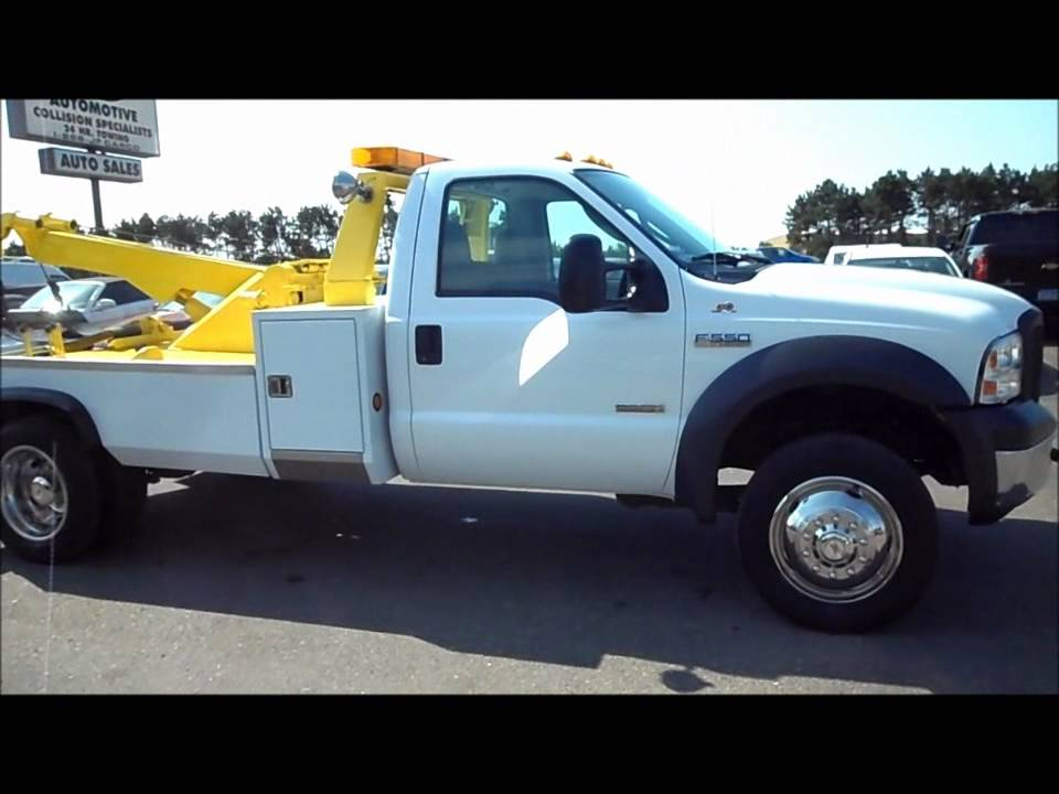 Ford F 550 For Sale >> Ford F550 Super Duty 4x4 Tow Truck For Sale By CarCo Truck ...