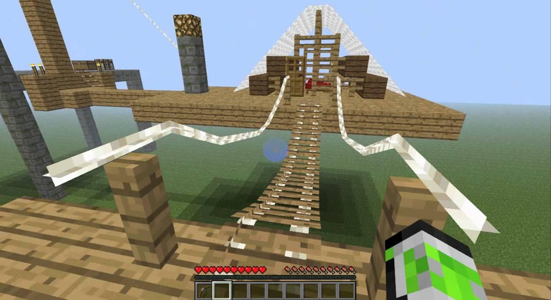 Minecraft 1 1 Zipline Mod