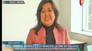 EXCLUSIVO | Remodelación de Palacio: informe de Contraloría compromete a mano derecha del Presidente