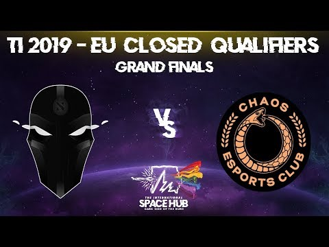The Final Tribe vs Chaos Esports Club vod