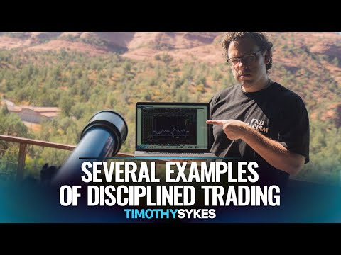 Several Examples Of Disciplined Trading