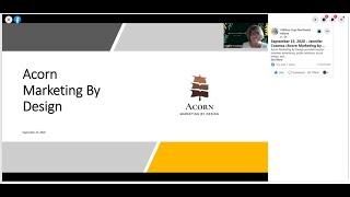 1MC Acorn Marketing By Design Presentation