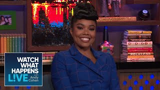 Gabrielle Union Hopes Dwyane Wade Doesn't Retire | WWHL