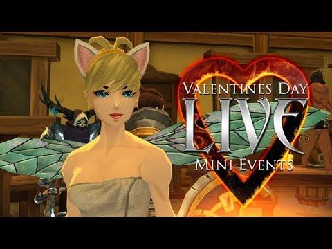 =AQ3D= En Español   Special De San Valentin 2019, & La Class Paladin    Adventure Quest 3D