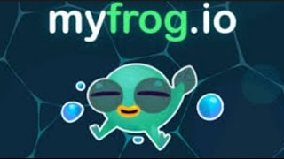 MyFrog.IO Full Gameplay Walkthrough