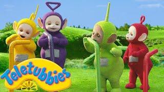 ★Teletubbies English Episodes★ Straws ★ Full Episode - NEW Season 16 HD (S16E107)