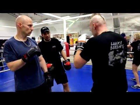 Kuntonyrkkeily Lahden Laaki Boxing