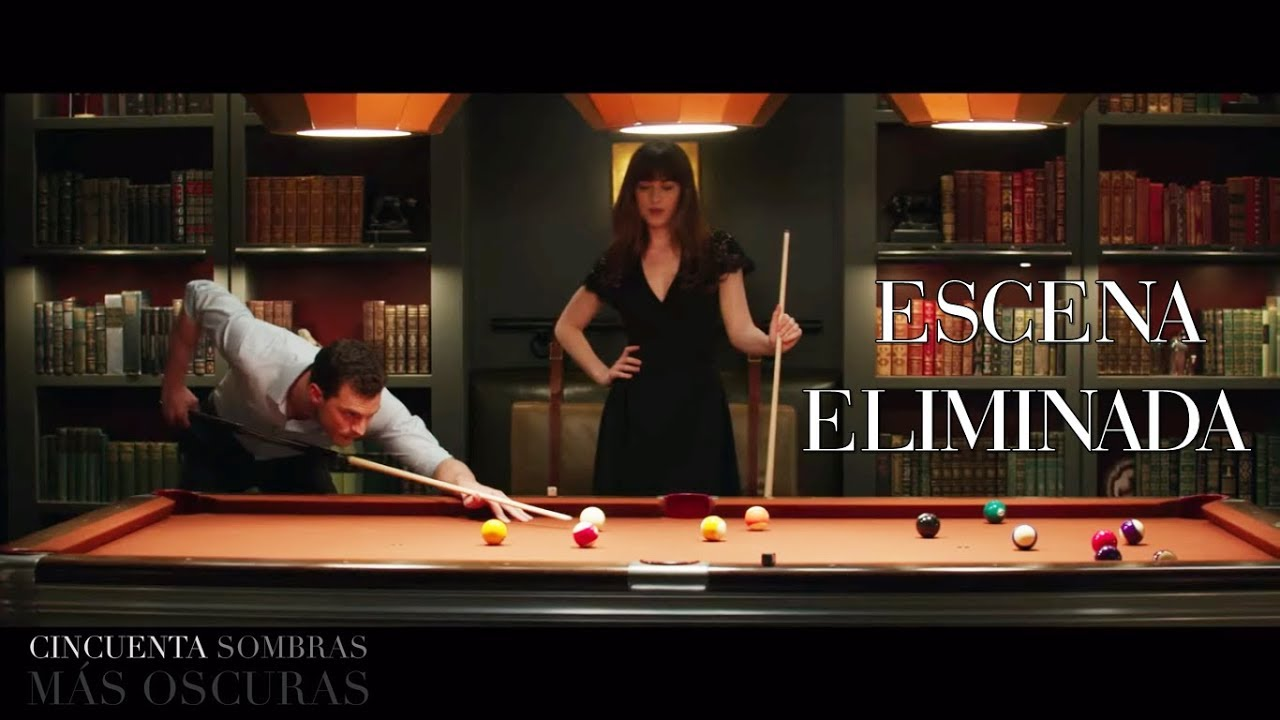 Escena Eliminada | ESPAÑOL | Cincuenta Sombras Más Oscuras