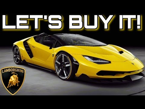 CSR 2 Lamborghini Centenario Roadster LET'S BUY IT! | CSR Racing 2