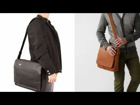 2792066a6 Kenneth Cole Risky Business Messenger Bag - Best Review# - YouTube