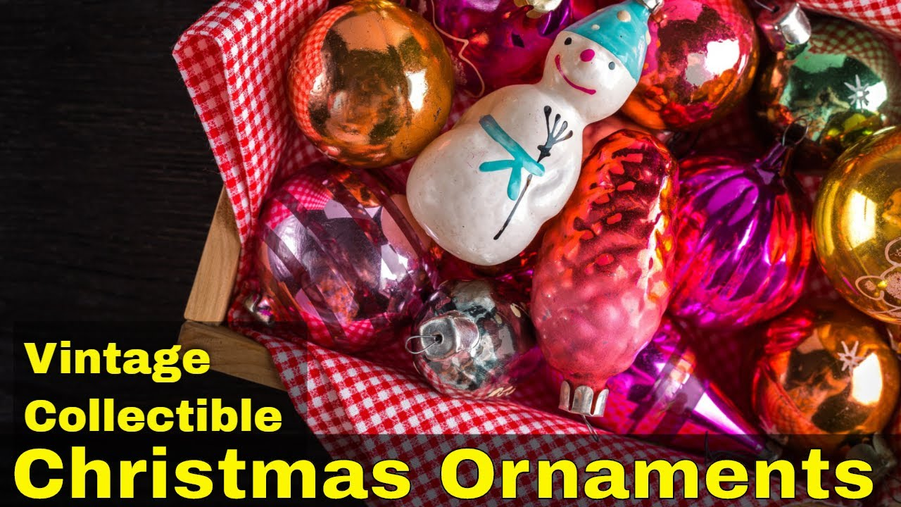 Christmas Ornaments That Sell For A Lot Of Money