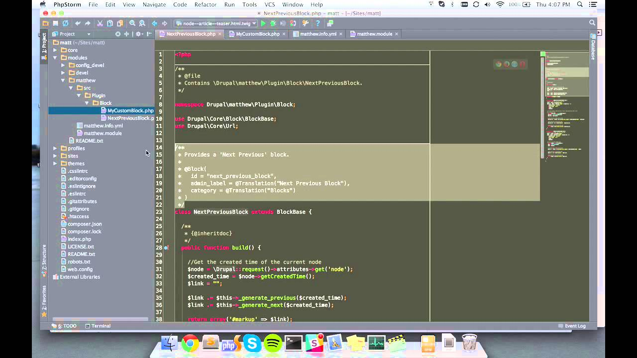 Video and Blog Tutorial: Programmatically Creating a Block