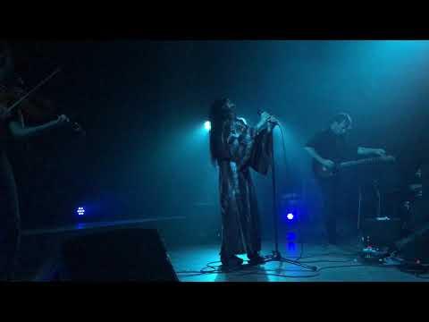 ZOLA JESUS - Exhumed (live @ UT Connewitz - Leipzig / Germany, 23.11.2017)
