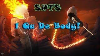 1 Qa De Body!!! - Roblox (Super Power Training Simulator)
