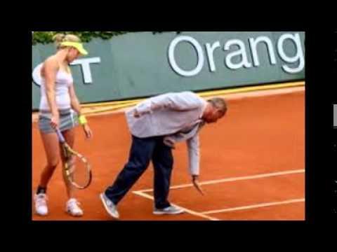 Sharapova Tennis Player