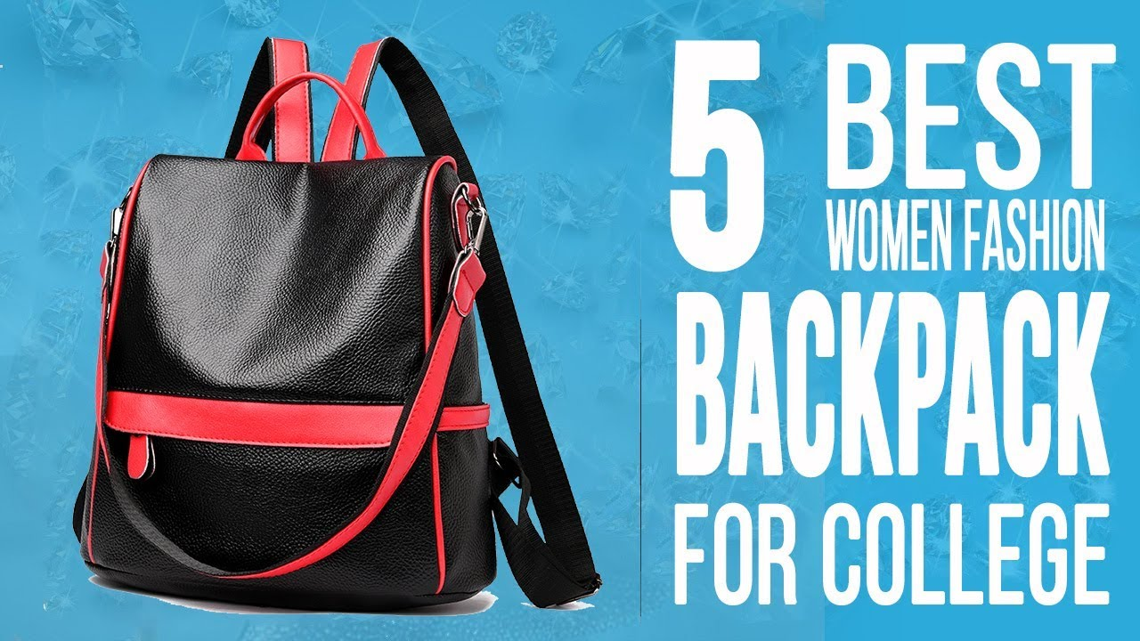 22f7c2d99b17 5 Best backpacks for college