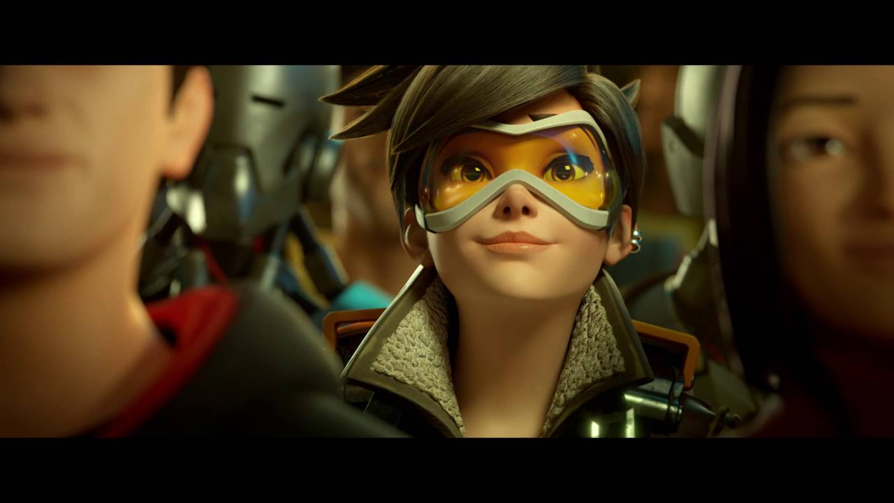 Overwatch Alive Animated Short PS4 YouTube