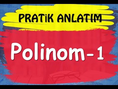 POLİNOMLAR-1.Video | Konu-Soru Çözümü | YKS(TYT) Matematik | Abdül Aziz Gürbüz