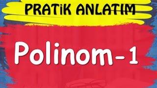 Polinomlar ( 1/3) ✅ Abdül Aziz Gürbüz (2019)