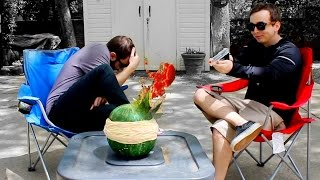 The Exploding Watermelon Challenge