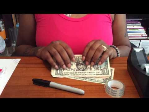 Simple Money Drawing Spell ... Georgia Root Worker