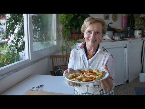 Pasta Grannies share Giovanna's ravioli with prawn recipe!