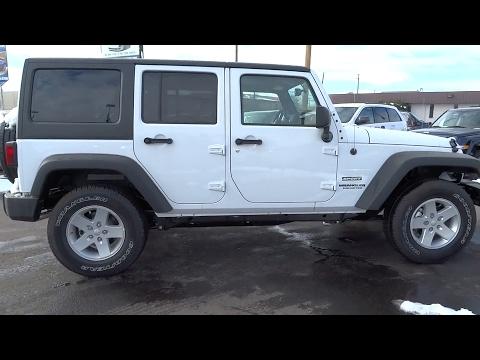 2017 jeep wrangler unlimited reno carson city northern nevada sacramento elko nv hl565817. Black Bedroom Furniture Sets. Home Design Ideas