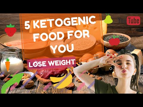 Top 5 Ketogenic Foods That Can Help You Lose Weight / Keto Diet And Weight Loss / What Is Health