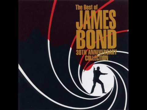 The Man With The Golden Gun - 007 - James Bond - The Best Of 30th Anniversary Collection