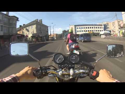 МотоVlog #2: Опасна ли езда на мотоцикле?