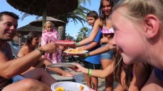 VIDEO camping sardane