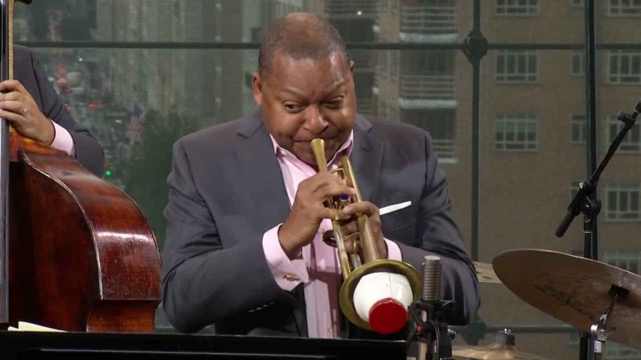 """Ballot Box Bounce - JLCO Septet with Wynton Marsalis (from """"The Democracy! Suite"""")"""