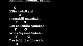 Deen As Salaam Sulaiman Al Mughni Original Song chord lirik