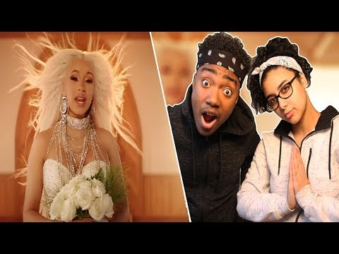 Cardi B - Be Careful [Official Video] | REACTION VIDEO 😱🔥 | BE CAREFUL 💖