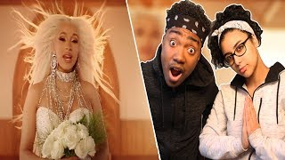 Cardi B - Be Careful [Official Video] | REACTION VIDEO 😱🔥 | BE CAREFUL 💖 - Stafaband