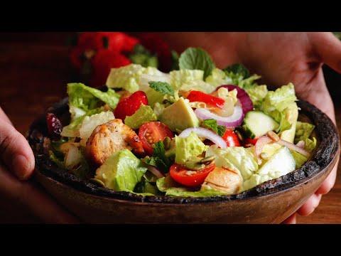 Chicken Salad That Tastes Good + Easy Dressing