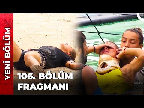 SURVİVOR 106. BÖLÜM FRAGMANI | NİSA İLE ELİF SAKATLANDI!