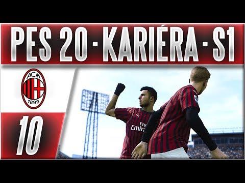 PES 20 Kariéra - AC Milan | #10 | Poslední Šance Cutroneho? | CZ Let's Play