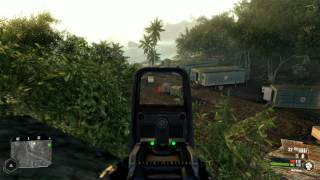 "Crysis Warhead - Mission 1 ""Call me Ishmael"""