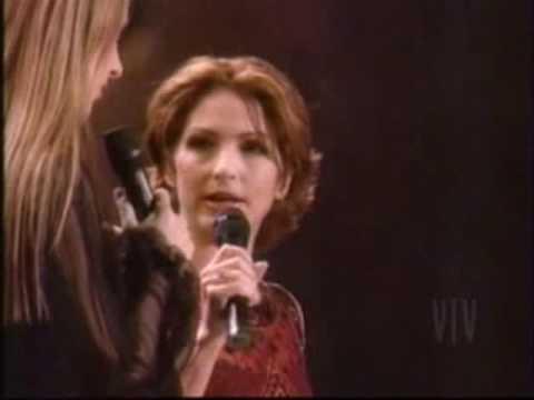 CELINE DION POR AMOR - Medley (Duet with Gloria Estefan) (Live All The Way CBS Special 1999)