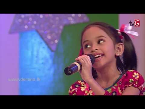 Keena Dam Mitak - Nadimal Perera & Suheisi Dein @ Little Star Season 08
