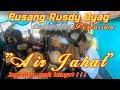 Pusang Rusdy Oyag Percussion - Air Jahat Voc.Ayu Rusdy Feat Miss Revi