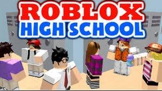 [ROBLOX] Highschool : iCinder ??? The Yellow School Bus
