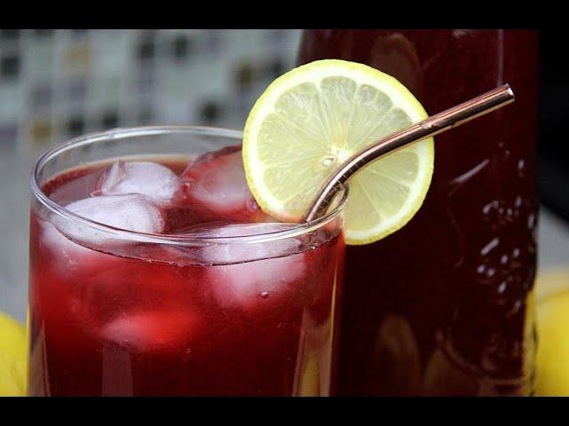 Refreshing Sorrel Lemonade | CaribbeanPot.com
