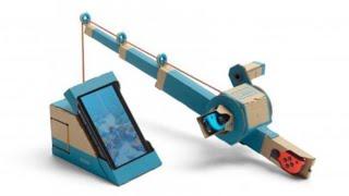 The Fishing Rod!!! / Nintendo Labo / Part 2