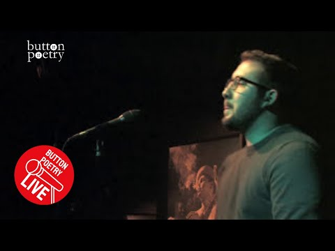 "Button Poetry First Readings - Cristopher Gibson - ""Trailer Trash"""