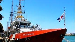 Презентации и транспорт для детей: учим разные виды кораблей. Развивающие видео для детей от 3 лет.